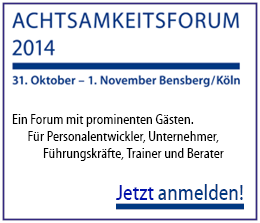Achtsamkeitsforum 2014