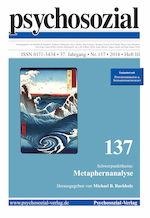 psychosozial 137 Metaphernanalyse