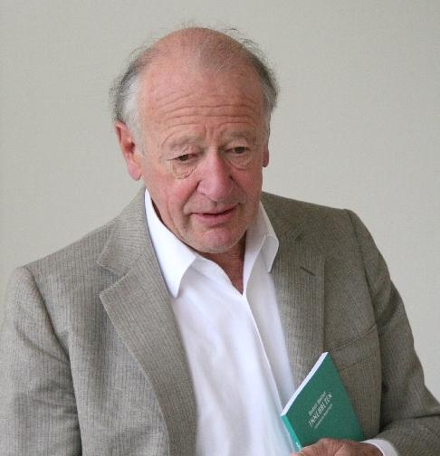 Luc Ciompi (Foto: T. Levold); Systemtheorie der Emotionen