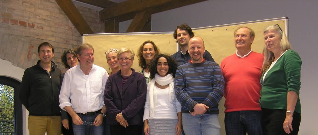 Team Systemisches Institut Augsburg