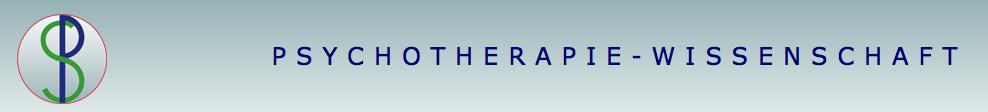 Psychotherapie-Wissenschaft