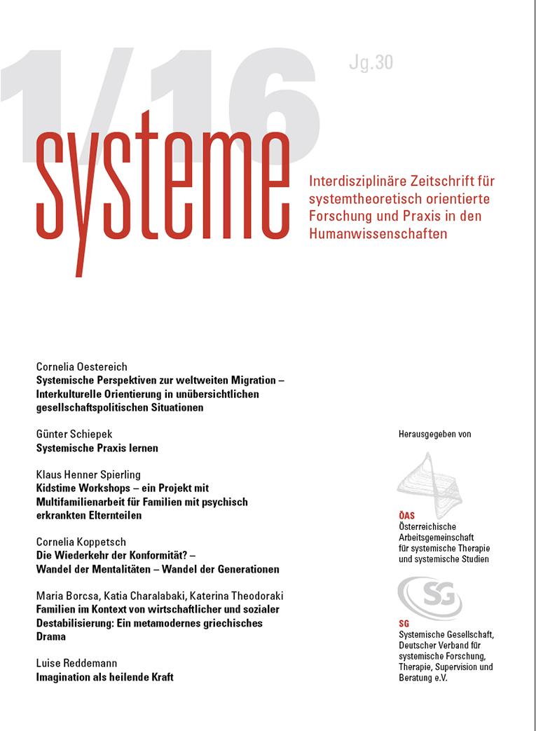 Systeme 1-2016 Titel